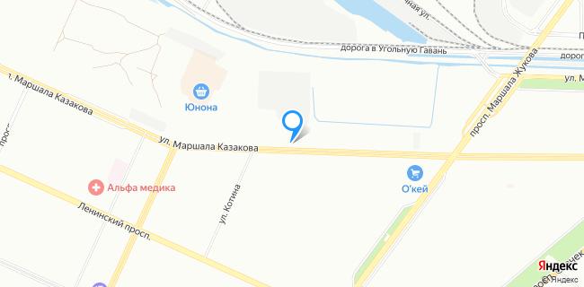 Автосервис Автосто - Санкт-Петербург, ул. Маршала Казакова, 29