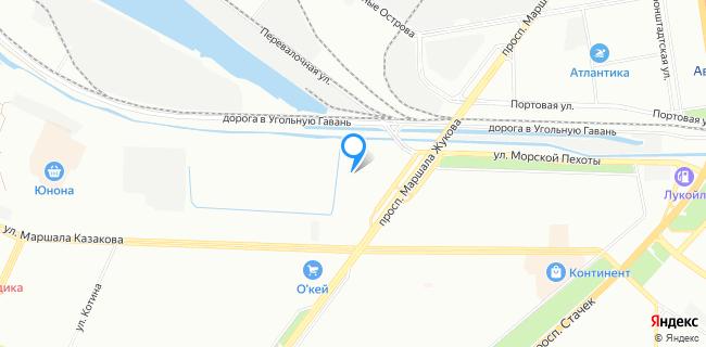 Автоцентр Маршал - Санкт-Петербург, просп. Маршала Жукова, 21