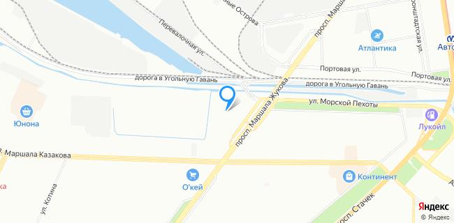 Автохолл - Санкт-Петербург, просп. Маршала Жукова, 21а
