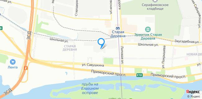 Автосервис Nw Cars - Санкт-Петербург, ул. Савушкина, 85