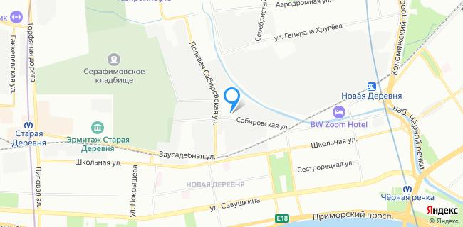 Автосервис Лариса - Санкт-Петербург, ул. Сабировская, 41