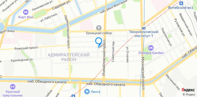 Автосервис СПб - Санкт-Петербург, Измайловский просп., 15