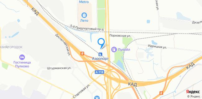 Subaru - Санкт-Петербург, Пулковское ш., 27а