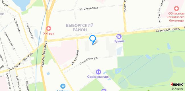 Автоцентр Маршал - Санкт-Петербург, просп. Северный, 5/3, оф. 300