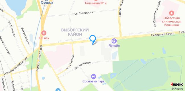 Автосервис Mobil-1 - Санкт-Петербург, просп. Северный, 7