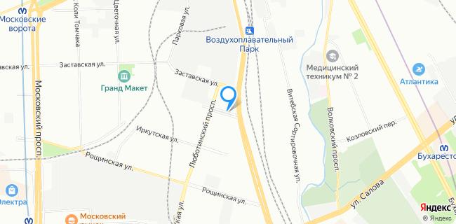 Мотор Технологии - Санкт-Петербург, ул. Кондратенко, 2