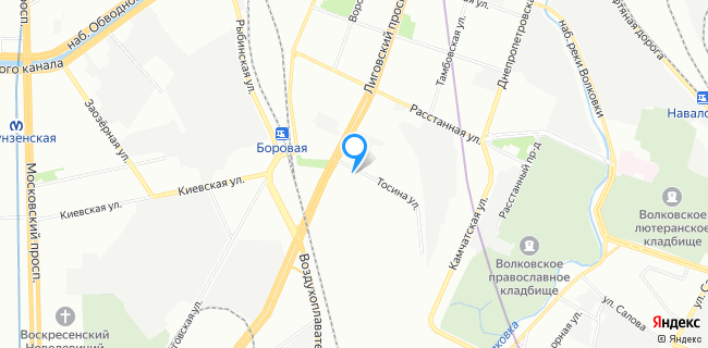 Автосервис Свирига - Санкт-Петербург, ул. Тосина, 3