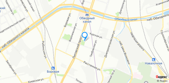 Дентремув - Санкт-Петербург, Лиговский просп., 180