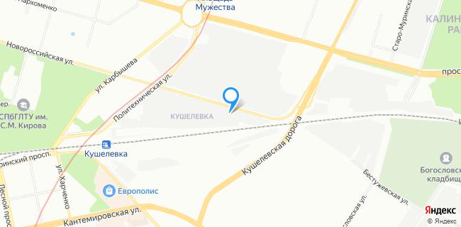 Станция кузовного ремонта СКР - Санкт-Петербург, ул. Новороссийская, 53б