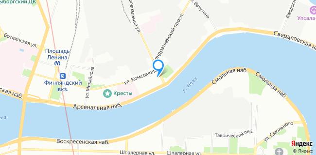 Автостиль-Сервис - Санкт-Петербург, ул. Арсенальная, 2