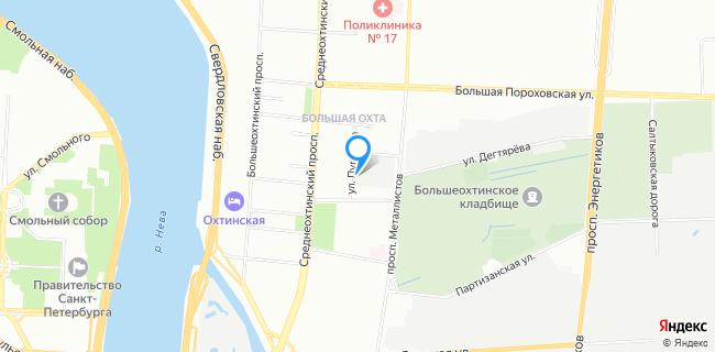 Автосервис Redcroc - Санкт-Петербург, ул. Пугачёва, 5