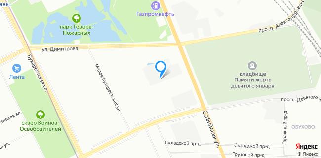 СТО Фрунзенская - Санкт-Петербург, ул. Софийская, 81, корп.5