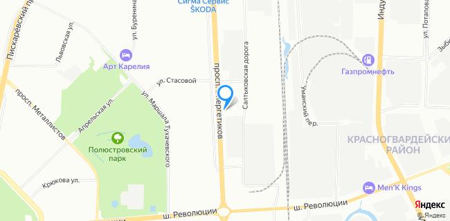 Автостудия OOO - Санкт-Петербург, просп. Энергетиков, 53