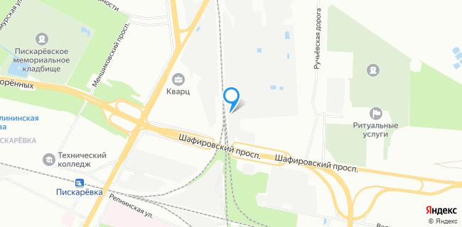 Юлми авто - Санкт-Петербург, Шафировский просп., 10