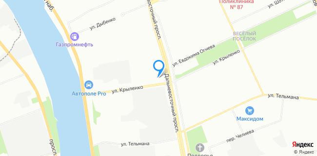 Автосалон Тойота центр Невский - Санкт-Петербург, просп. Дальневосточный, 41