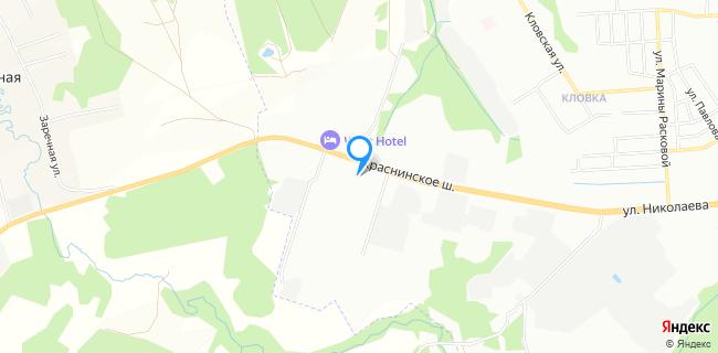 Отделение почтовой связи СМОЛЕНСК 214029 - Смоленск, Краснинское ш., 35