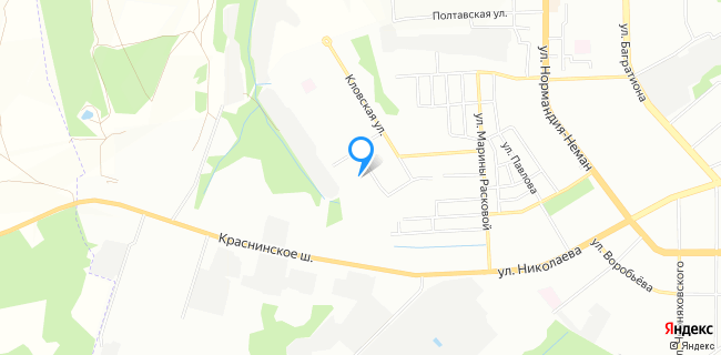 ИП Кузьмина - Смоленск, ул. Гарабурды, 19а, корп.1
