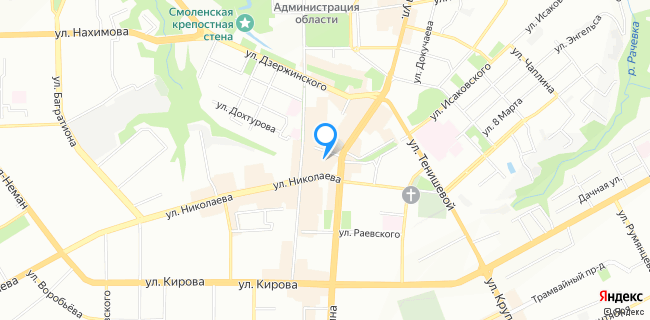 Ателье Швейник - Смоленск, просп. Гагарина, 10/2