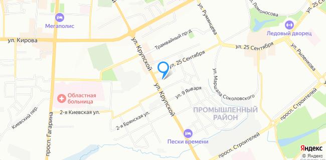 Управление Пенсионного фонда РФ в Промышленном районе г. Смоленск, ГУ - Смоленск, ул. Крупской, 51
