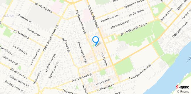 Арекс фирма - Херсон, бул. Мирный, 7