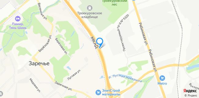 Авиньон - Москва, МКАД, 78-й км, 2, корп.1