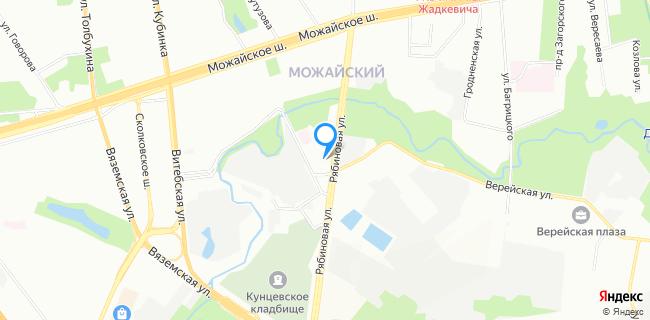 Аарон Авто - Москва, ул. Рябиновая, 14