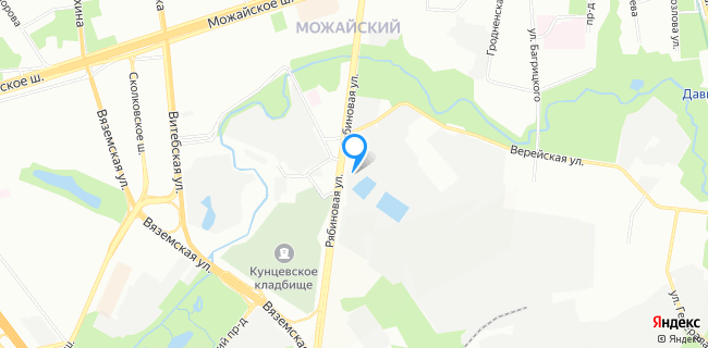 Такси Резидент - Москва, ул. Верейская, 29а