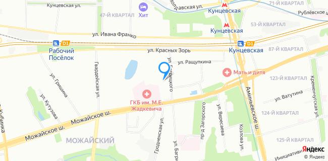НПП Мосзооветснаб Центральная ветеринарная аптека ф-л - Москва, ул. Багрицкого, 8б