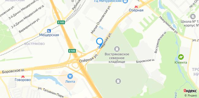 Автоэксперт - Москва, ул. Озерная, 45а