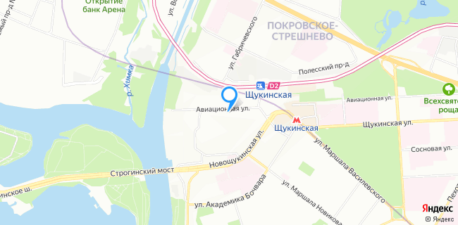 Центр косметологии Орнатэ - Москва, ул. Авиационная, 63