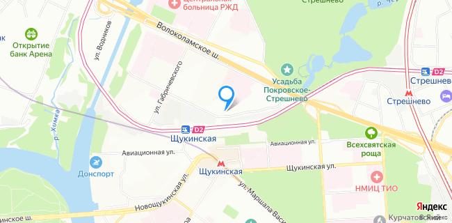 РФ автосервис - Москва, Полесский пр-д, 12