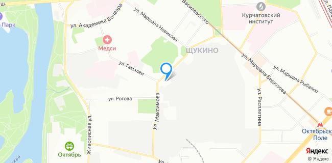 Ауди Центр Москва - Москва, ул. Максимова, 5