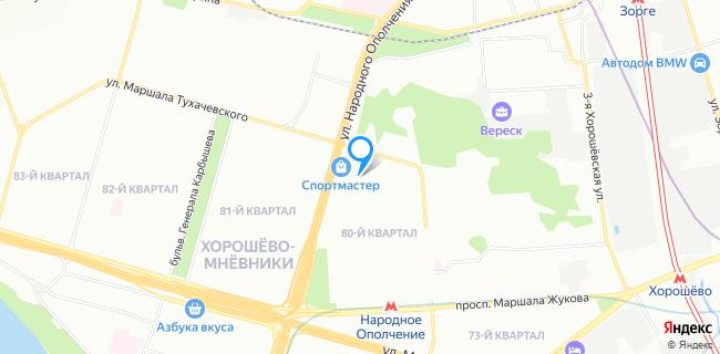 Ветеринарный центр Северо-Запад - Москва, ул. Народного Ополчения, 28, корп.2