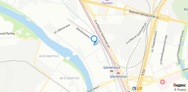 Автостудия OOO - Москва, Причальный пр-д, 4, корп.2