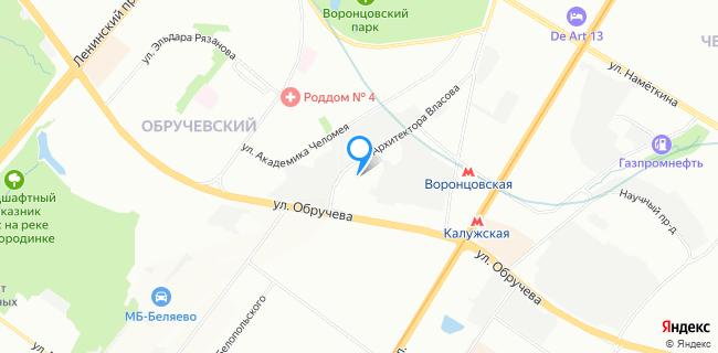 Евроком Авто Трейд - Москва, ул. Обручева, 23