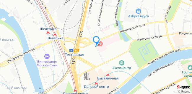 Токио Сервис - Москва, ул. Антонова-Овсеенко, 15, стр. 8