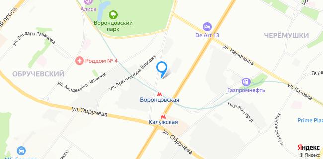 Техцентр Авто-Кар - Москва, Старокалужское ш., 65