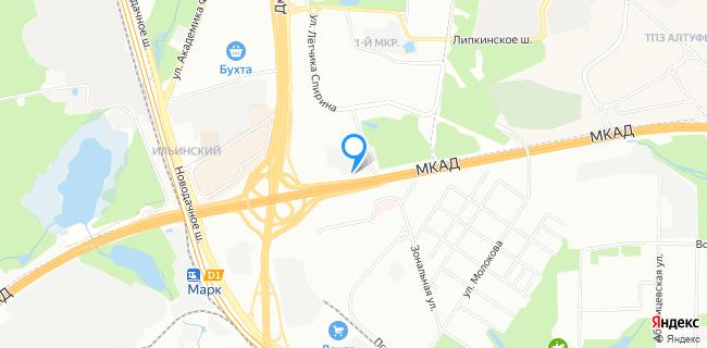 АТТ - Москва, МКАД, 82-й км