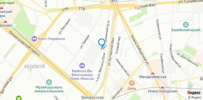 СПА-салон Ситиспа - Москва, ул. 5-я Ямского Поля, 5, стр. 1, 2-й этаж