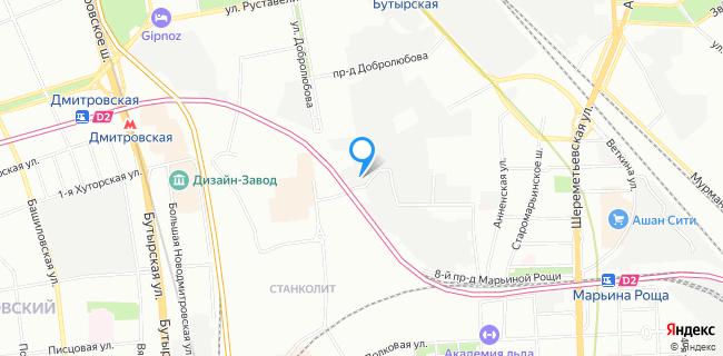 Levdesign - Москва, ул. Складочная, 22