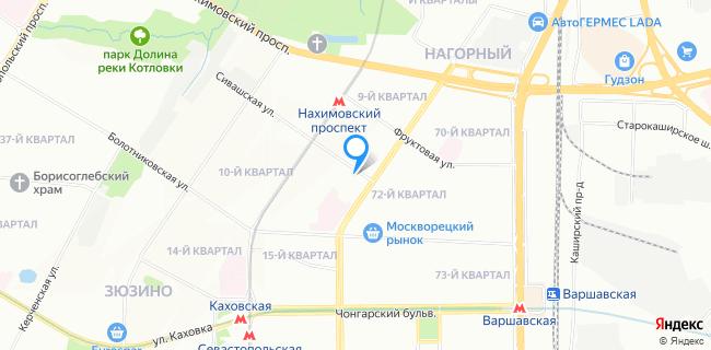 МРИ ФНС России по Кн Московской области - Москва, ул. Сивашская, 3