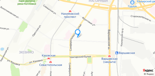 Москворецкий Рынок - Москва, ул. Болотниковская, 12