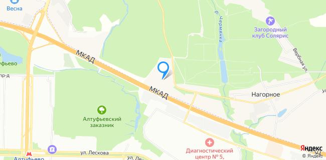 Железяка - Москва, МКАД автомагистраль, 86-й км, 1