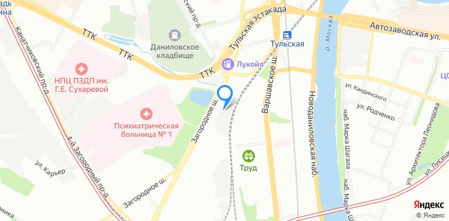 Ремзо - Москва, ш. Загородное, 1, корп.2
