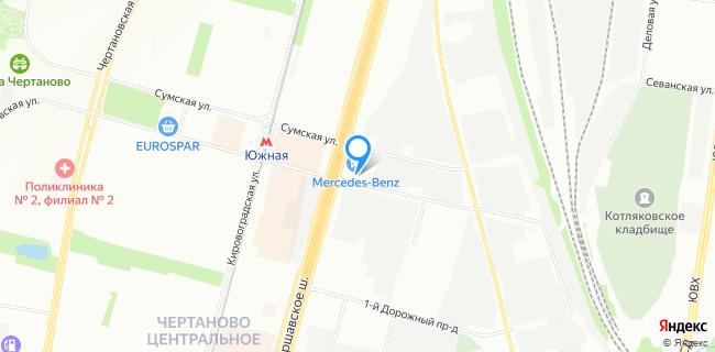 Автомир - Москва, Варшавское ш., 127