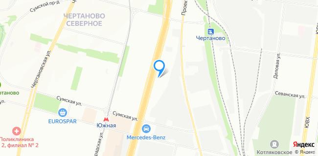 АвтоГЕРМЕС - Москва, Варшавское ш., 125, стр. 1в
