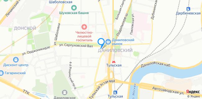 Будь Здоров - Москва, ул. Малая Тульская, 2/1, корп.4