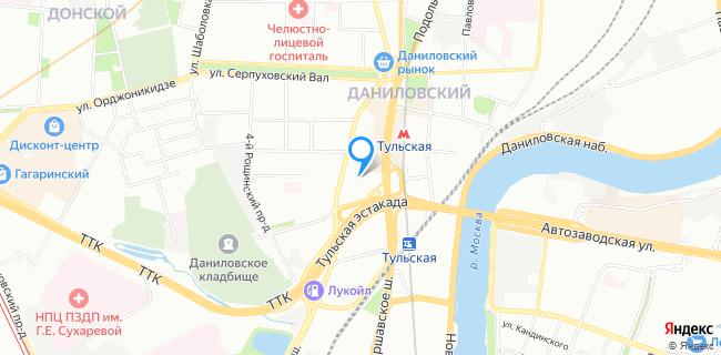 Автобам - Москва, ул. Большая Тульская, 10
