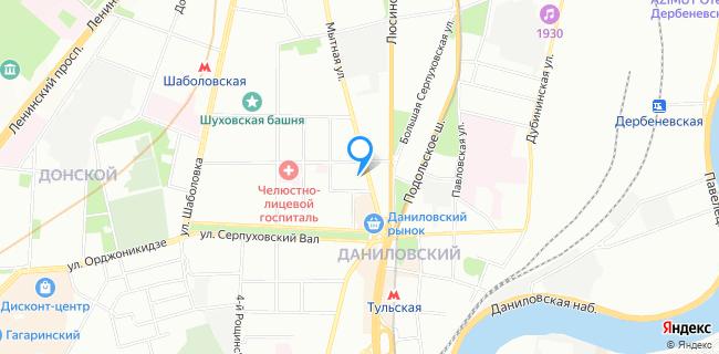Желаем Здоровья - Москва, ул. Мытная, 62