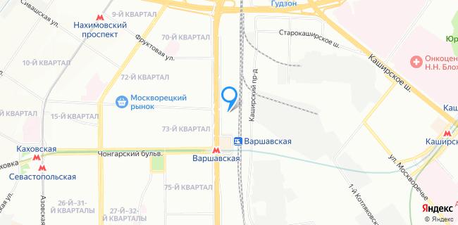 Отдел военного комиссариата Чертановский район - Москва, Варшавское ш., 83